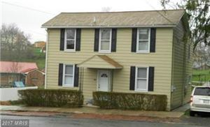 Photo of 496 WILLIAMS ST, CUMBERLAND, MD 21502 (MLS # AL9699709)