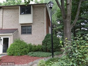 Photo of 7356 Kerry Hill CT, COLUMBIA, MD 21045 (MLS # HW10300710)