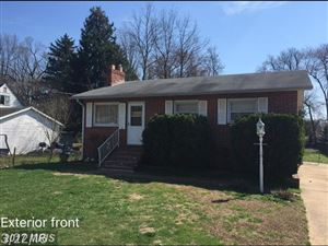 Photo of 111 FERDINAND AVE, GLEN BURNIE, MD 21061 (MLS # AA9743711)