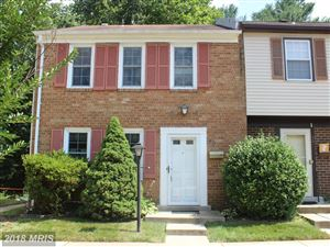 Photo of 40 BIG ACRE SQ #19-10, GAITHERSBURG, MD 20878 (MLS # MC10297713)