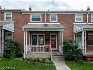 Photo of 817 SOUTHRIDGE RD, CATONSVILLE, MD 21228 (MLS # BC10098715)