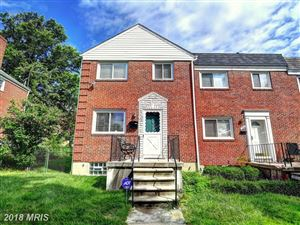 Photo of 1340 HALSTEAD RD, PARKVILLE, MD 21234 (MLS # BC10285715)