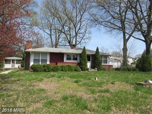 Photo of 3639 FONTRON DR, EDGEWATER, MD 21037 (MLS # AA10241716)