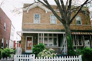 Photo of 604 SOMERSET PL NW, WASHINGTON, DC 20011 (MLS # DC10090721)