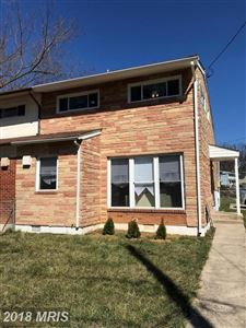 Photo of 701 BIRCHLEAF AVE, CAPITOL HEIGHTS, MD 20743 (MLS # PG10176721)