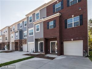 Photo of 7727 COHANSEY TRAIL DRIVE, GLEN BURNIE, MD 21060 (MLS # AA10133723)