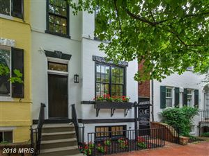 Photo of 3320 RESERVOIR RD NW, WASHINGTON, DC 20007 (MLS # DC10257724)