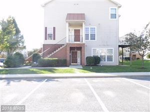Photo of 5302A TALLADEGA CT #104, FREDERICK, MD 21703 (MLS # FR10136724)