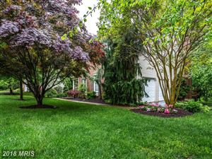 Photo of 106 FOX TRAIL TER, GAITHERSBURG, MD 20878 (MLS # MC10296724)
