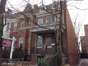 Photo of 1426 MONROE ST NW, WASHINGTON, DC 20010 (MLS # DC10126728)
