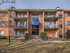Photo of 7608 SAVANNAH ST #204, FALLS CHURCH, VA 22043 (MLS # FX10131728)
