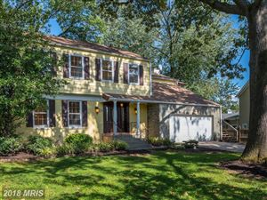 Photo of 9825 OLD GEORGETOWN RD, BETHESDA, MD 20814 (MLS # MC10098728)