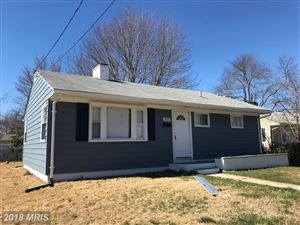 Photo of 2505 OVERDALE PL, DISTRICT HEIGHTS, MD 20747 (MLS # PG10175730)