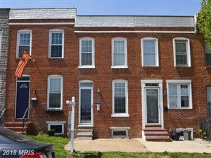 Photo of 1206 TOWSON ST, BALTIMORE, MD 21230 (MLS # BA10221734)