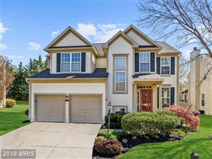Photo of 5825 WHITE PEBBLE PATH, CLARKSVILLE, MD 21029 (MLS # HW10225736)