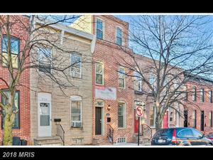 Photo of 514 CLINTON ST S, BALTIMORE, MD 21224 (MLS # BA10128737)