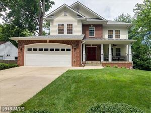 Photo of 1931 HILLSIDE DR, FALLS CHURCH, VA 22043 (MLS # FX10288739)