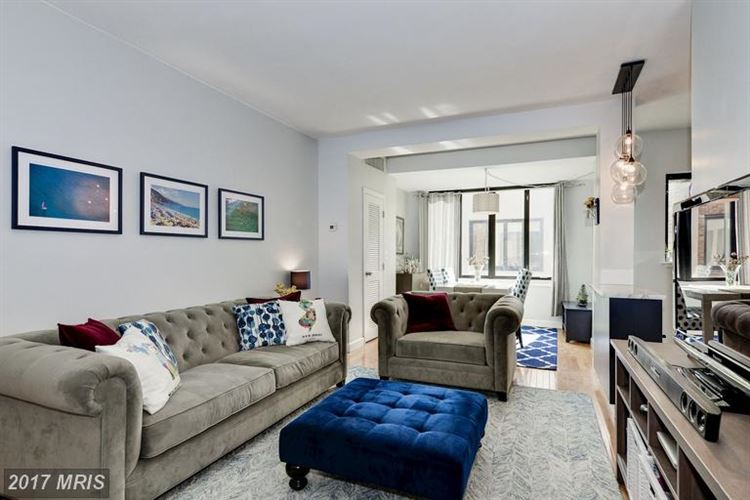 Photo for 1701 16TH ST NW #836, WASHINGTON, DC 20009 (MLS # DC9955739)