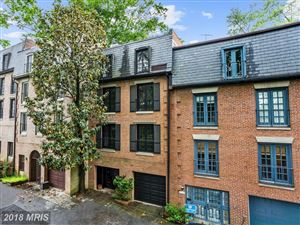 Photo of 2136 CATHEDRAL AVE NW, WASHINGTON, DC 20008 (MLS # DC10244743)