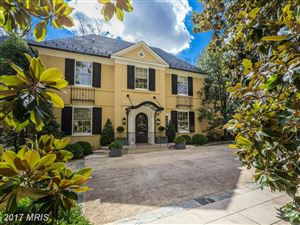 Photo of 4524 CATHEDRAL AVE NW, WASHINGTON, DC 20016 (MLS # DC9918745)