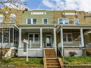 Photo of 4805 8TH ST NW, WASHINGTON, DC 20011 (MLS # DC10112746)