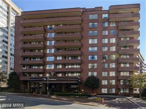 Photo of 4550 PARK AVE #605, CHEVY CHASE, MD 20815 (MLS # MC10193746)