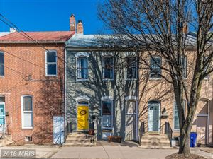 Photo of 121 4TH ST E, FREDERICK, MD 21701 (MLS # FR10152747)