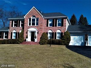 Photo of 20 CABIN CREEK CT, BURTONSVILLE, MD 20866 (MLS # MC10166747)