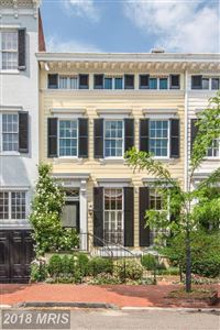 Photo of 3005 O ST NW, WASHINGTON, DC 20007 (MLS # DC10244751)