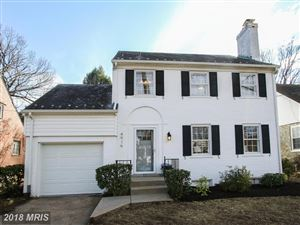 Photo of 4919 CHEVY CHASE BLVD, CHEVY CHASE, MD 20815 (MLS # MC10154752)