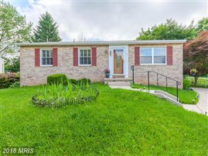 Photo for 16 FOX MEADOW GARTH, WESTMINSTER, MD 21157 (MLS # CR10270753)