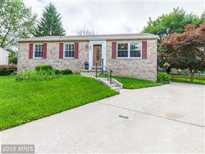 Tiny photo for 16 FOX MEADOW GARTH, WESTMINSTER, MD 21157 (MLS # CR10270753)