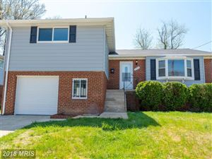 Photo of 3413 WELTHAM ST, SUITLAND, MD 20746 (MLS # PG10215754)