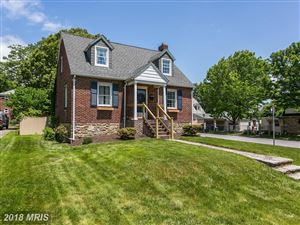 Photo of 2508 TAYLOR AVE, BALTIMORE, MD 21234 (MLS # BC10243756)