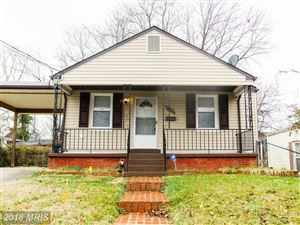 Photo of 1302 NOME ST, CAPITOL HEIGHTS, MD 20743 (MLS # PG10164756)