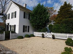 Photo of 109 HIGH ST, OXFORD, MD 21654 (MLS # TA10098759)