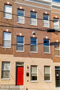 Photo of 134 DUNCAN ST N, BALTIMORE, MD 21231 (MLS # BA10181761)