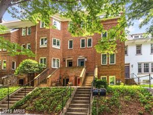 Photo of 2646 WOODLEY PL NW #1/2, WASHINGTON, DC 20008 (MLS # DC10302761)