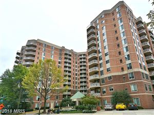 Photo of 7500 WOODMONT AVE #SL07, BETHESDA, MD 20814 (MLS # MC10132762)