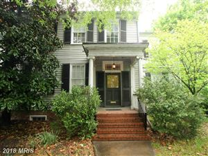 Photo of 407 HANOVER ST, FREDERICKSBURG, VA 22401 (MLS # FB9768763)