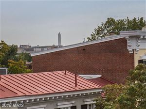 Tiny photo for 1414 29TH ST NW, WASHINGTON, DC 20007 (MLS # DC10284765)