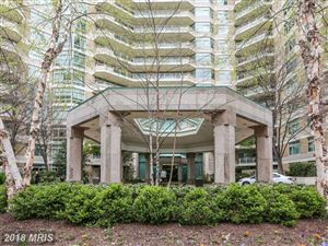 Photo of 5610 WISCONSIN AVE #704, CHEVY CHASE, MD 20815 (MLS # MC10224766)
