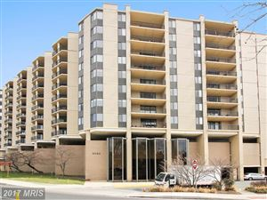 Photo of 4242 EAST WEST HWY #601, CHEVY CHASE, MD 20815 (MLS # MC9953768)