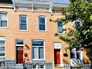 Photo of 22 N CLINTON ST, BALTIMORE, MD 21224 (MLS # BA10068770)