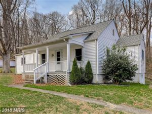 Photo of 4735 MASON SPRINGS RD, INDIAN HEAD, MD 20640 (MLS # CH10178770)