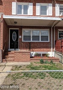 Photo of 2828 MAUDLIN AVE, BALTIMORE, MD 21230 (MLS # BA10184774)