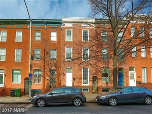 Photo of 2010 LOMBARD ST E, BALTIMORE, MD 21231 (MLS # BA10033775)