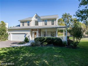 Photo of 9623 POINT CT, OWINGS, MD 20736 (MLS # CA10162775)