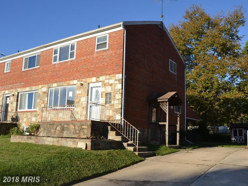 Photo for 5510 TODD AVE, BALTIMORE, MD 21206 (MLS # BA10207775)