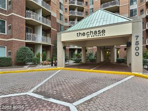 Photo of 7500 WOODMONT AVE #S810, BETHESDA, MD 20814 (MLS # MC10230779)